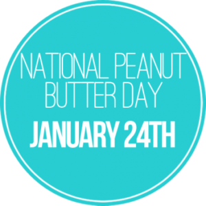 National Peanut Butter Day cookie recipe